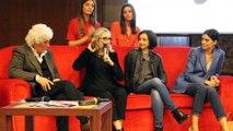 """""""È arrivata la felicità 2"""" - Lunetta Savino in conferenza stampa"""