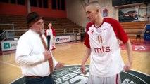 EB ANGT Belgrade, MVP Interview: Zoran Paunovic, U18 Crvena Zvezda mts Belgrade