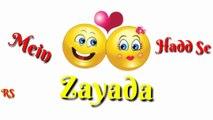 Mein Hadd Se Zyada Bs Tumse Pyar Karta Hu | Love Sad WhatsApp Status
