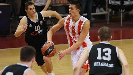 EB ANGT Belgrade, Final Highlights: Zvezda 90-59  Partizan