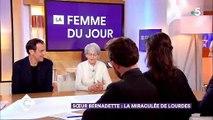 Soeur Bernadette, la miraculée de Lourdes explique en détails ce qui s'est passé