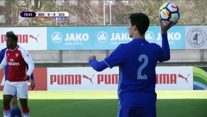 GNK DINAMO vs. ARSENAL | PL International Cup 2018 (2)
