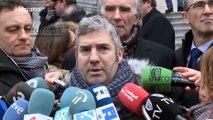 Desde Bilbao condenan violencia deportiva en el estadio San Mamés