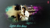 Sanu Ek Pal Chain Lyrical Video   Raid   Ajay Devgn   Ileana D'Cruz   Romantic Song 2018