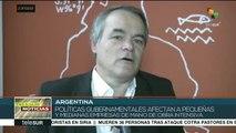 Argentina: 7 mil empresas han cerrado desde la llegada de Macri al gob