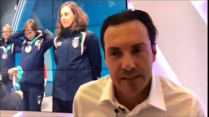 WOG18 - THE Man and THE Woman of PyeongChang2018 according to Massimiliano Ambesi