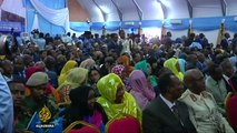 Mohamed Abdullahi inaugurated as Somali president