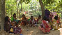Exclusive: Bangladesh Santal tribe fighting government authorities in a land dispute