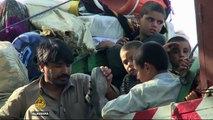Pakistan suspends repatriation of Afghan refugees