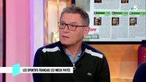 Les sportifs français les mieux payés - C l'hebdo - 24/02/2018