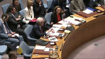 Sparks fly as UN Security Council members blast Russia over Syria