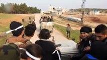 - TSK ve ÖSO birlikleri Omranlı köyünü terör örgütü YPG'den temizledi