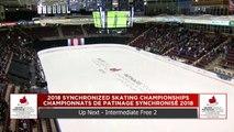 Intermediate Free 2 : 2018 Skate Canada Synchronized Skating Championships (7)