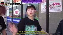 [Sub Español] AHL - Cut Unreleased 4.1 V, Suga, _ Jungkook vs Jimin _ Rap Monster