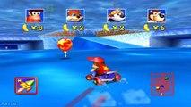 Diddy Kong Racing - #22 [Icecly Pyramid] Ataque é a melhor defesa