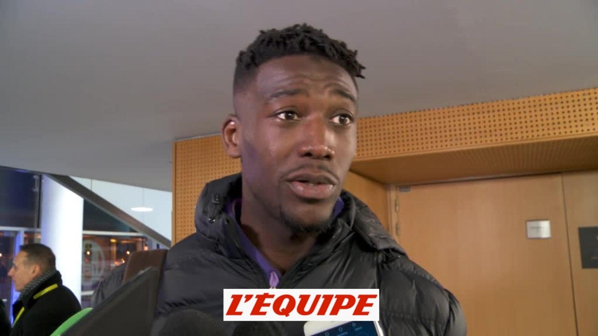 Sanogo «Je retrouve de bonnes senssations» - Foot - L1 - Toulouse