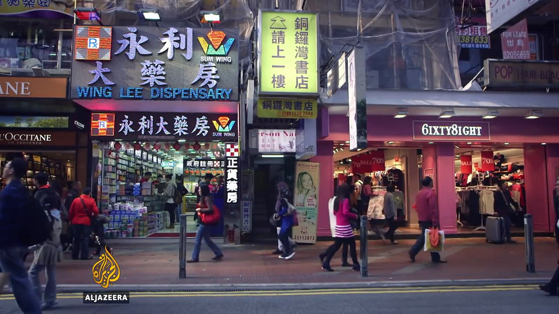 Hong Kong's Missing Booksellers - 101 East
