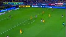 Golazo de Raul Ruidiaz |  Tigres vs Monarcas Morelia 2-1 |