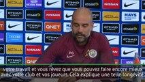 """League Cup - Guardiola : """"Wenger est spécial et a changé le football anglais"""""""