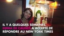 Affaire Weinstein : Emma de Caunes s'exprime pour sa fille