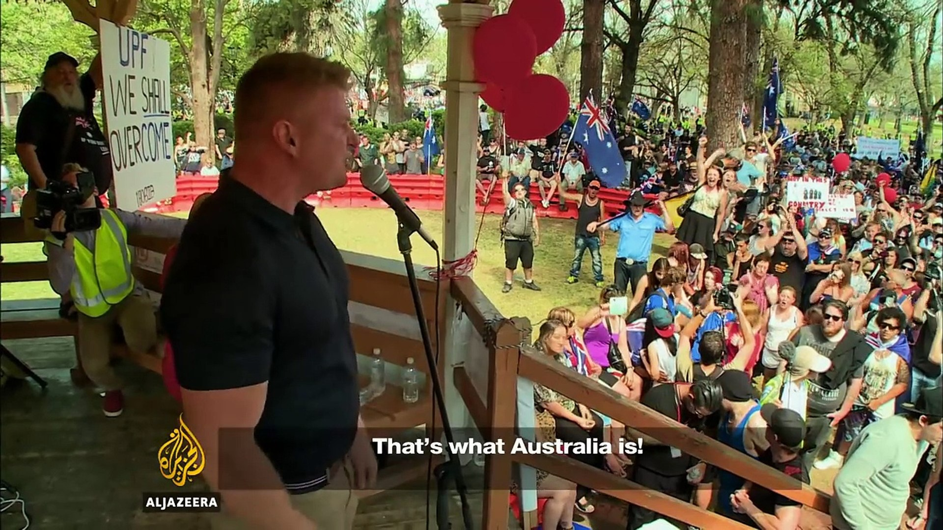 The Great Divide: Islamophobia in Australia - 101 East