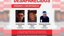 Forse rapiti e rivenduti i 3 italiani scomparsi in Messico