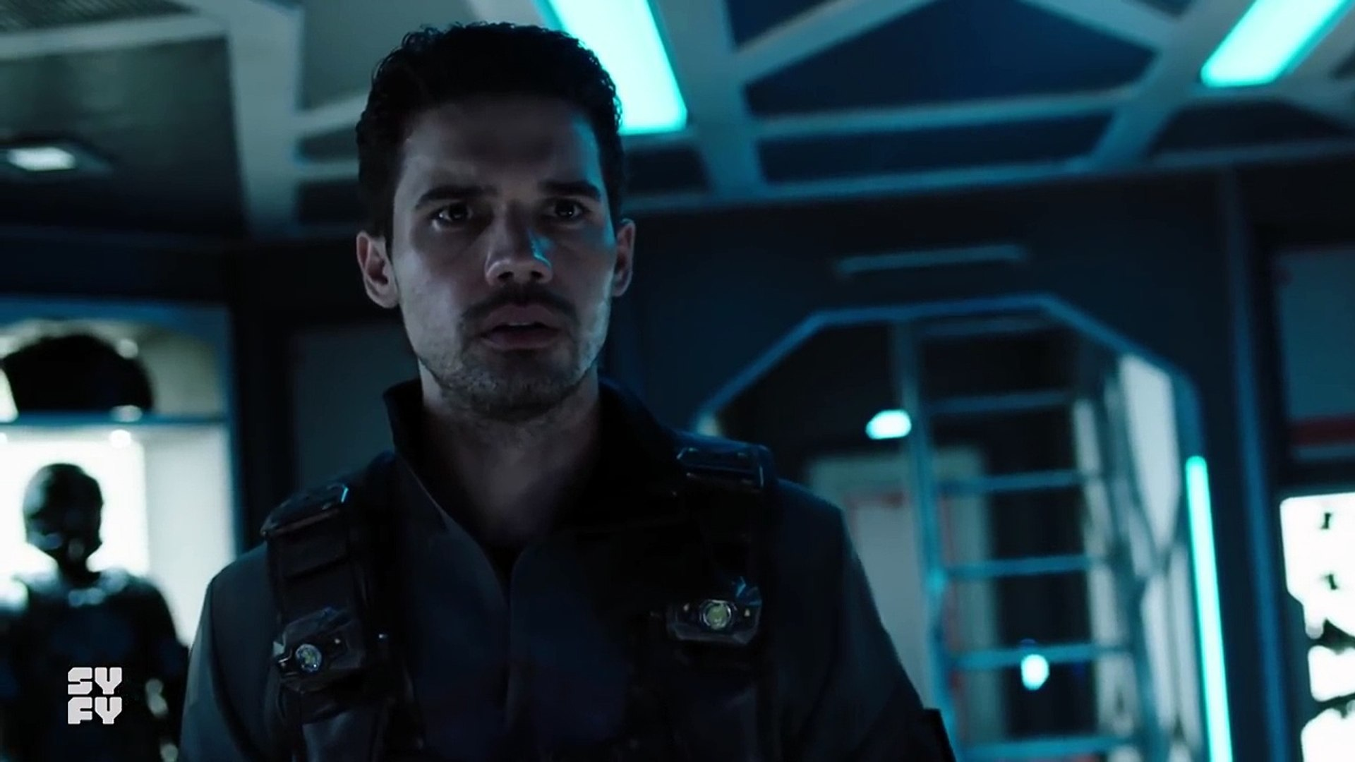 The Expanse Season 3 premiere date, Wednesday April 11th on Syfy - video clip (HD)
