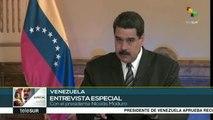 Maduro: Juramenté a Chávez cumplir con misión bolivariana en Venezuela