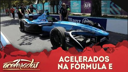 Acelerados na Fórmula E