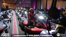 FastGoodCuisine ET GROS BORDEL À STRASBOURG - Marion et Anne-So