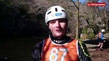 Eurolympiques de Canoë-kayak. Nicolas Gestin vainqueur Junior homme en canoë monoplace