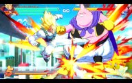 Dragon Ball Fighterz VEGETA 62 HIT COMBO AND C18 73 HIT COMBO