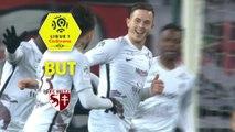 But Nolan ROUX (56ème) / EA Guingamp - FC Metz - (2-2) - (EAG-FCM) / 2017-18