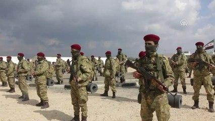 AA: Afrinli Kürt Şahinleri, YPGye karşı savaşacak 76