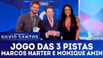 Jogo das 3 Pistas - Programa Silvio Santos - 25.02.18