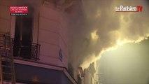 Paris : un incendie fait 13 blessés dont trois graves