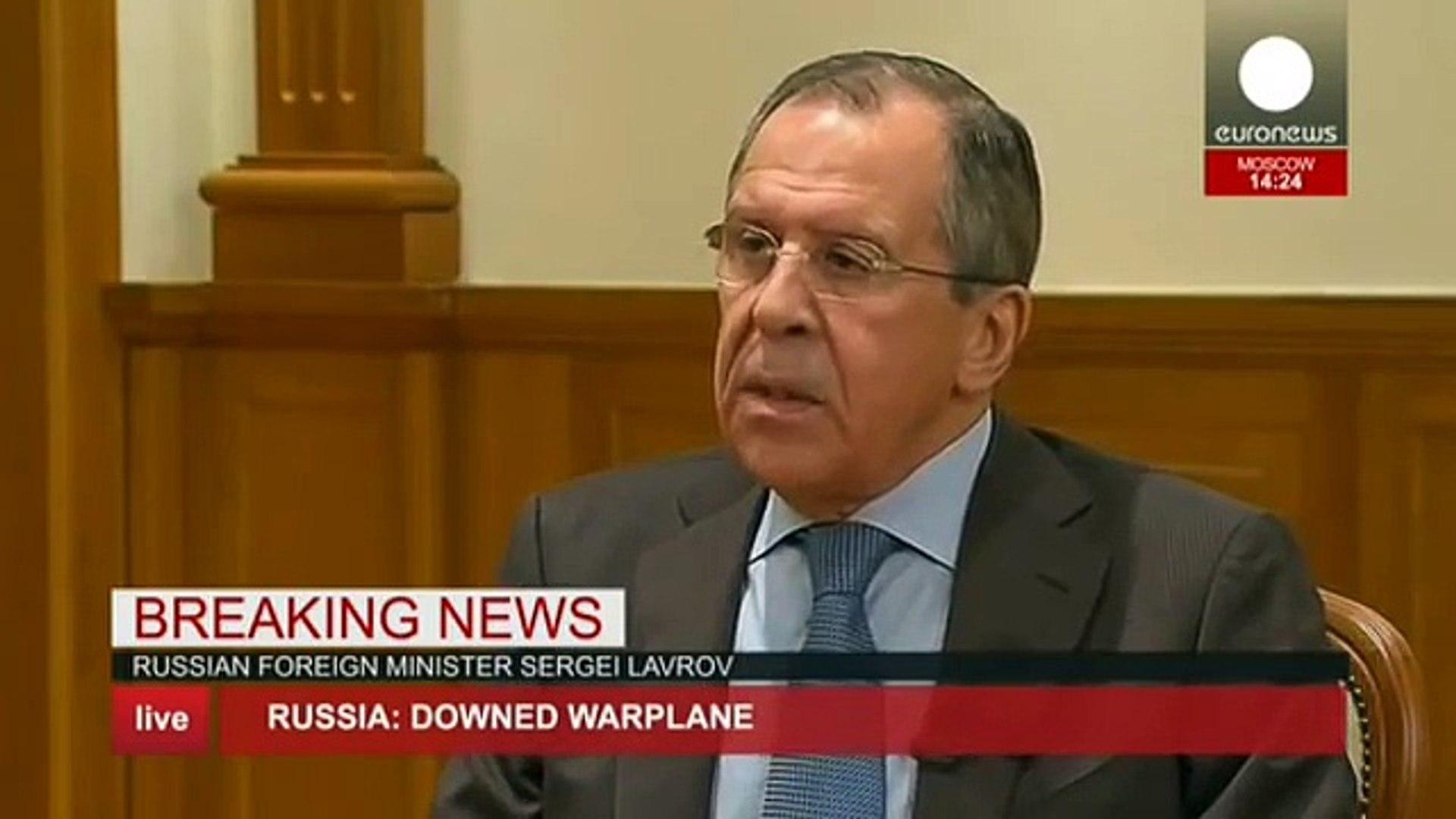 Sergei Lavrov press conf.