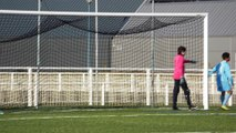 Championnat U15 préligue.  HELLEMMES - LAMBERSART :  0 - 2  (0-1)