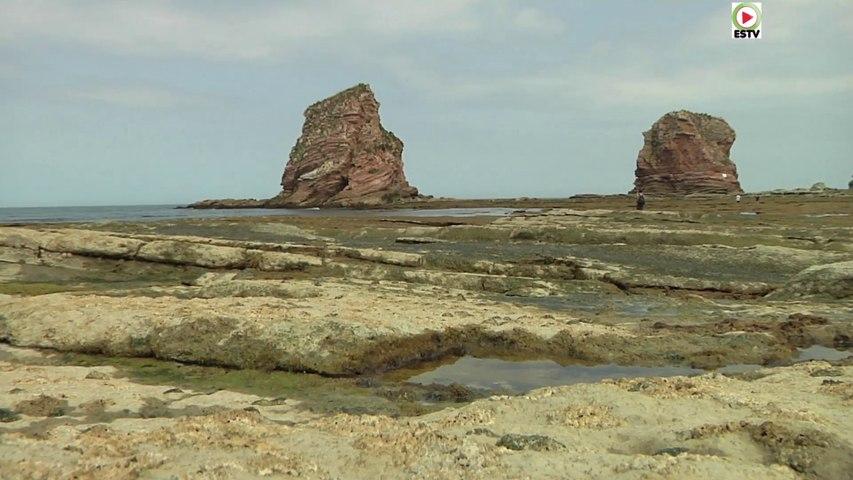 Hendaye: Les deux Jumeaux - Euskadi Surf TV