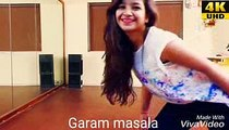 Girl dance vedio on huma huma bollywood song __ Garam Masala