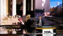 """Sylvie Vartan déplore le côté """"organisation de spectacle"""" des obsèques de Johnny Hallyday"""