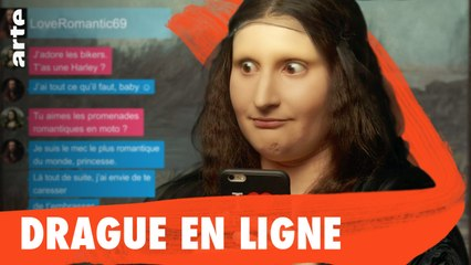 Drague en ligne - A Musée Vous, A Musée Moi – ARTE