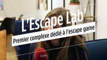 L'Escape Lab' : premier complexe dédié à l'escape game