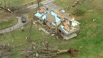 Deux tornades frappent les États-Unis - 26/02/2018