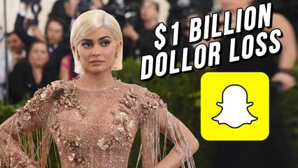 Kylie Jenner DOOMS Snapchat With Just ONE TWEET! Shocking