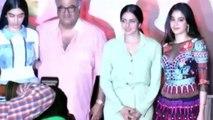 श्रीदेवी की अंतिम विदाई _ Sridevi- When Jhanvi Kapoor said 'आप बुरी माँ है' to Sridevi