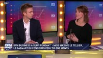 Hors-Série Les Dossiers BFM Business: Un mois dans la peau du patron - 24/02