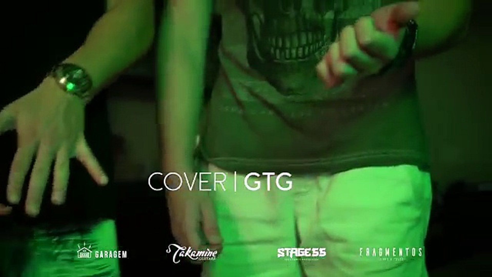 GTG - ENVOLVIMENTO (COVER SERTANEJO MC LOMA)
