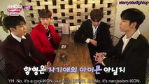[ENGSUB] iKON Behind The Scene from Show Champion Kpop World Festa part 1