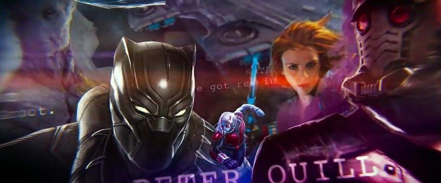 Avengers_ Infinity War Trailer #1 (2018)